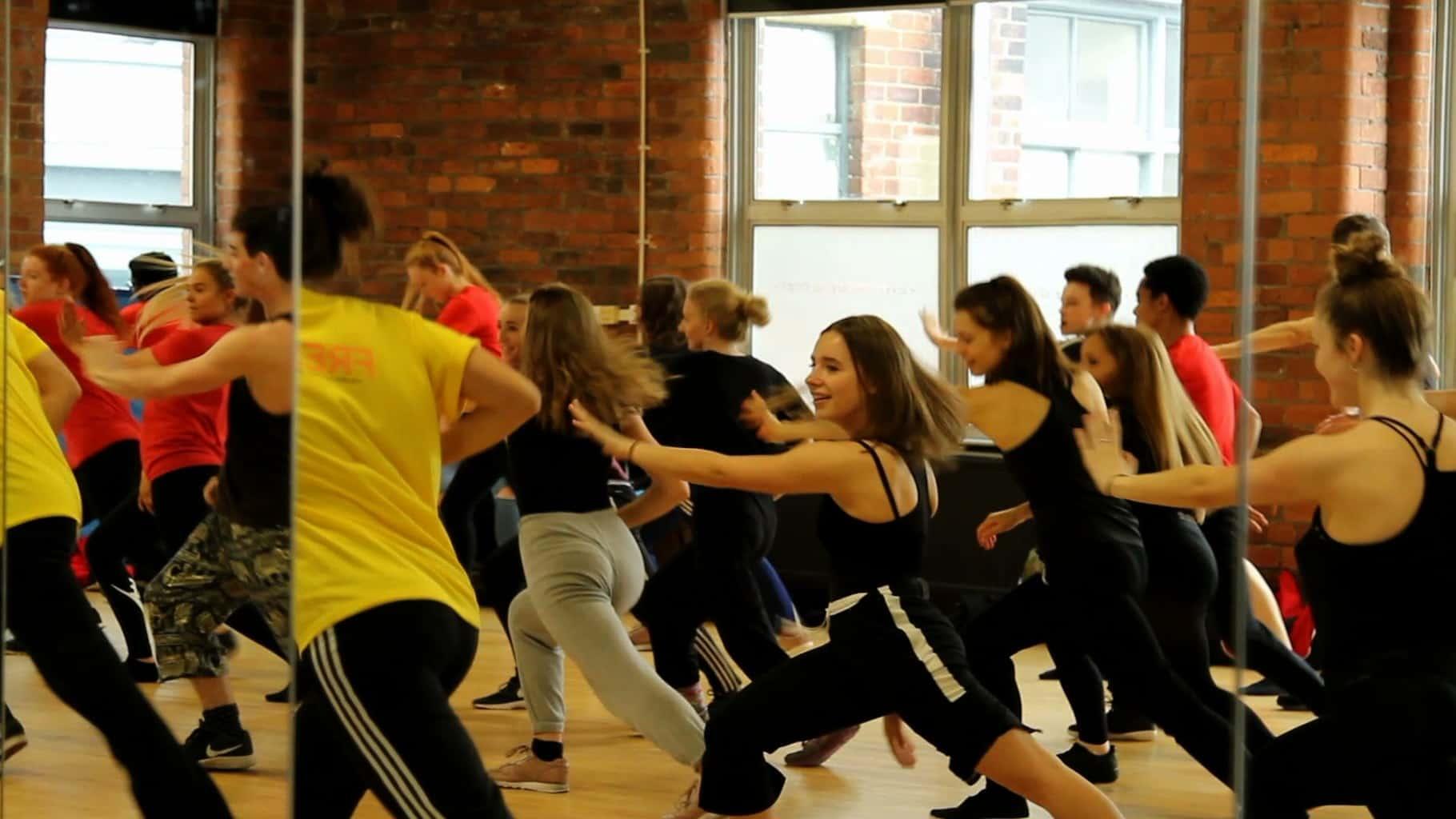 Yorkshire Dance FRESH 2017 Promotional Video