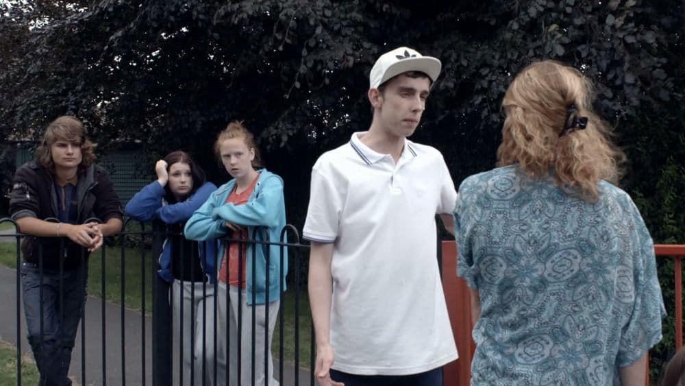 The Incident    Short Film   3'16s