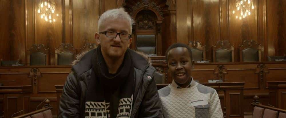 Takeover Day   Bradford Council   Promotional Video   3′