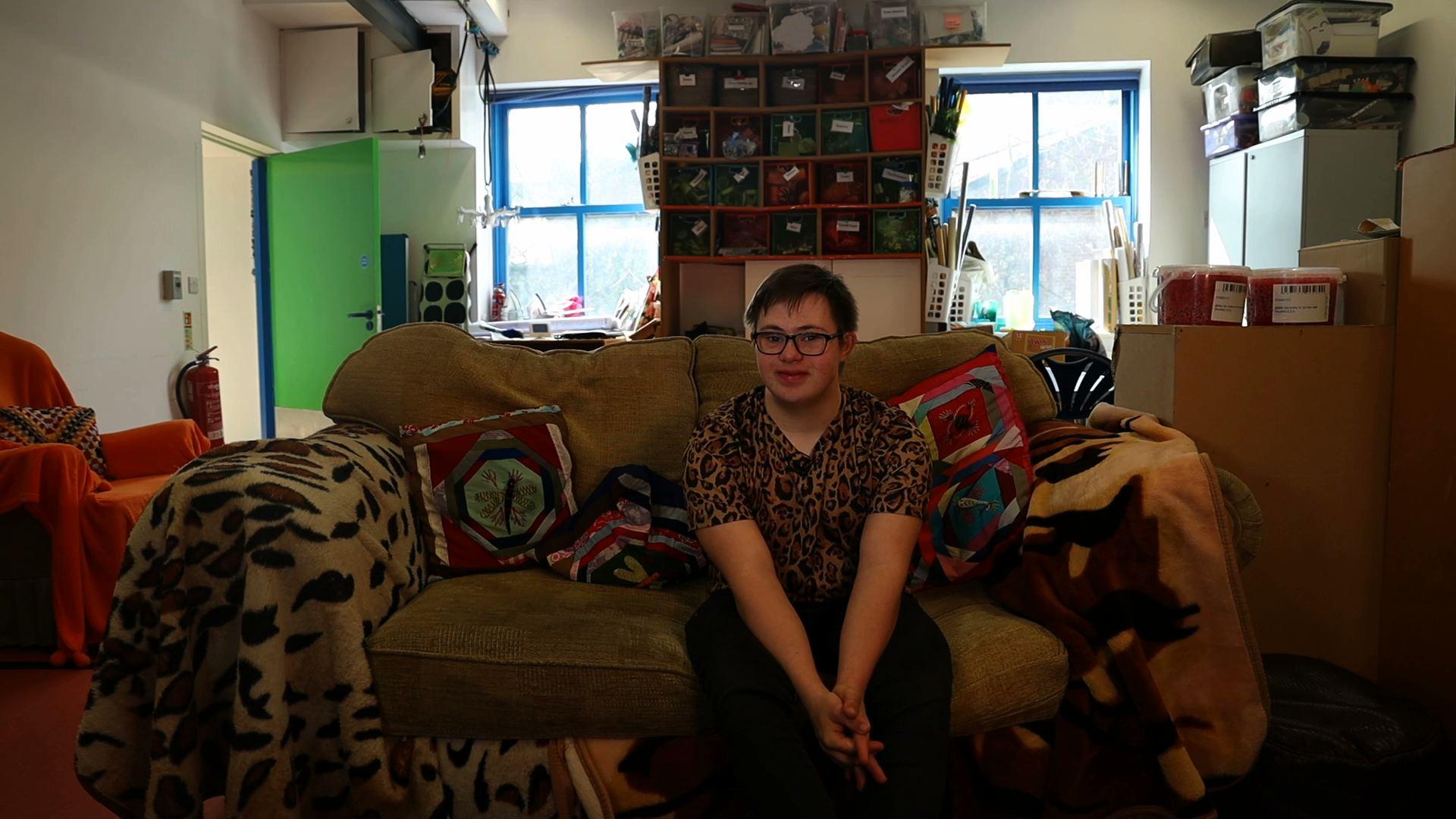 Meet Ruben the 18yr old smashing perceptions of Down's – Pocket Stories